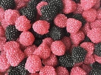OMS Haribo berries