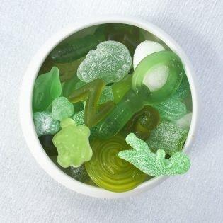OMS snoepjesmengeling groen