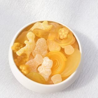 OMS snoepjesmengeling geel