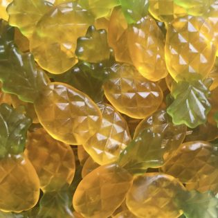 OMS Haribo ananas
